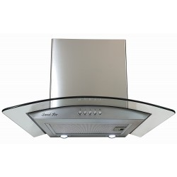 Вытяжка Sweet Air HC 536 Smart - 1200 LED + гофротруба в комплекте