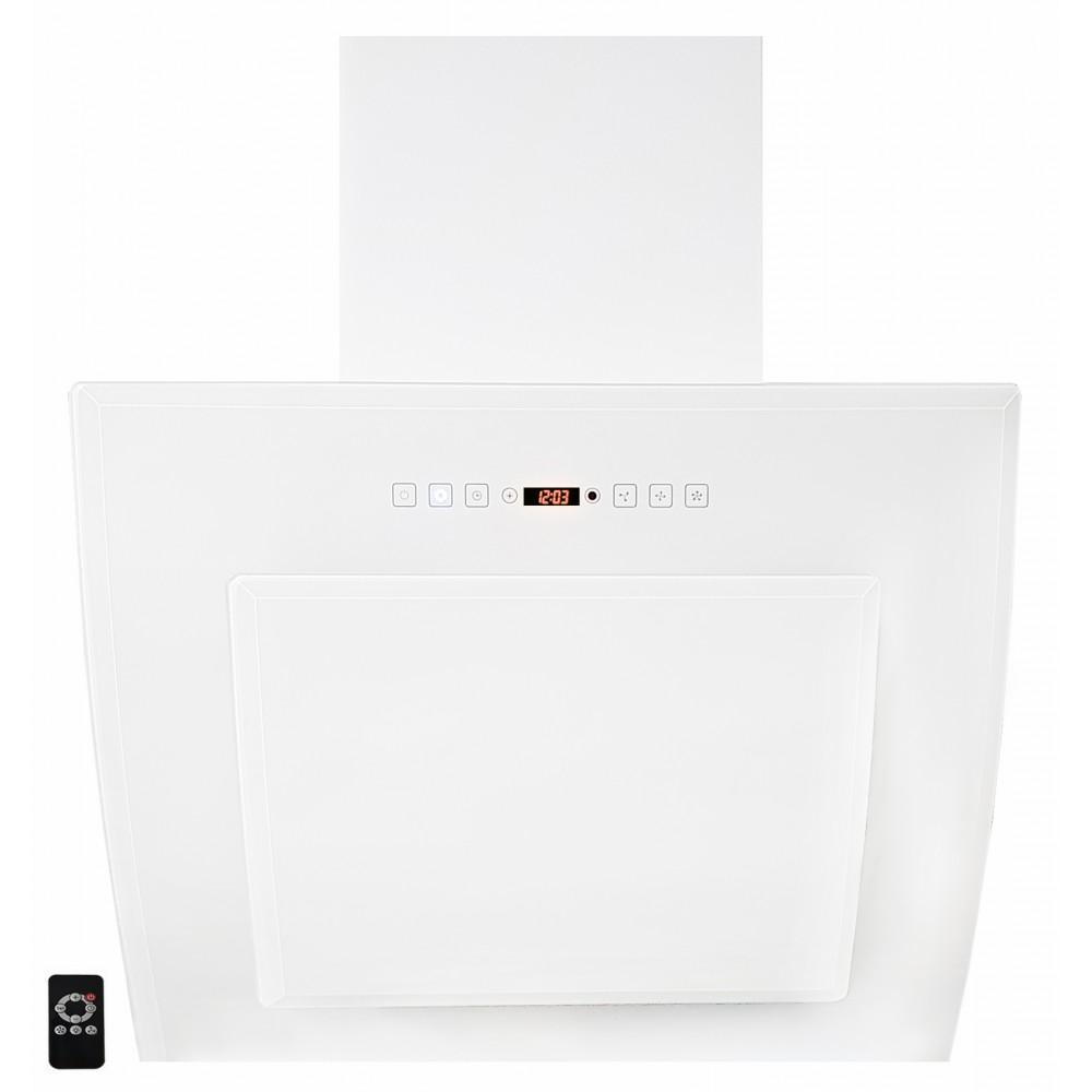 Вытяжка Luxor Enigma V 60 WH 1450 Intellect + система включения вытяжки от запаха и тепла