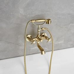 Змішувач для ванни VIP Gold