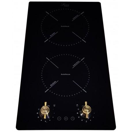 Варочная поверхность индукционная Domino Luxor IM 320 Rustic + надежное механическое управление