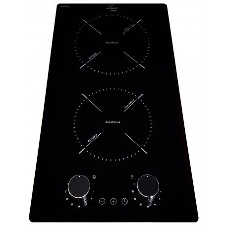 Варочная поверхность индукционная Domino Luxor IM 320 BK + надежное механическое управление